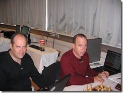 Создатели флеш-накопителя - Дов Моран и Амир Бан