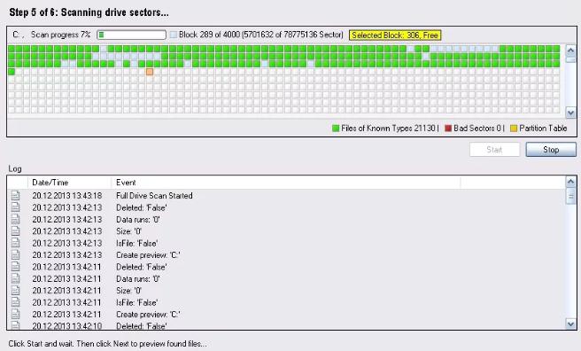 Программы для восстановления данных с флешки